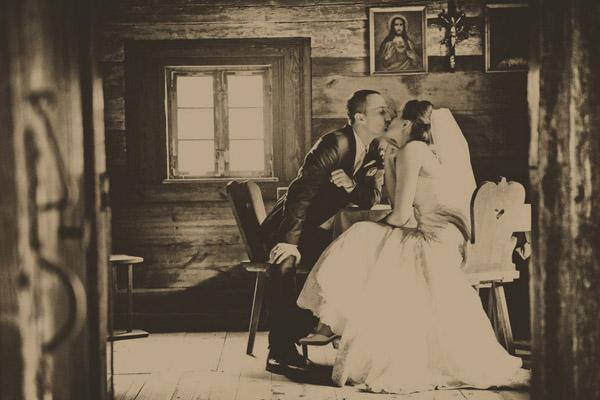 Zdjęcia ślubne w tygodniu Opolszczyzna